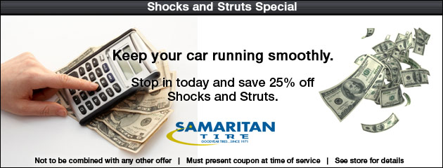 Shock and Strut Special