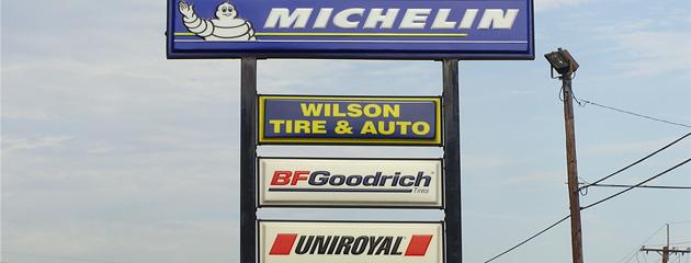 Wilson Tire & Auto Care Location 4