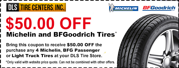 Michelin & BFGoodrich Tires