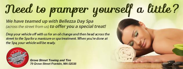 Day Spa Treatment