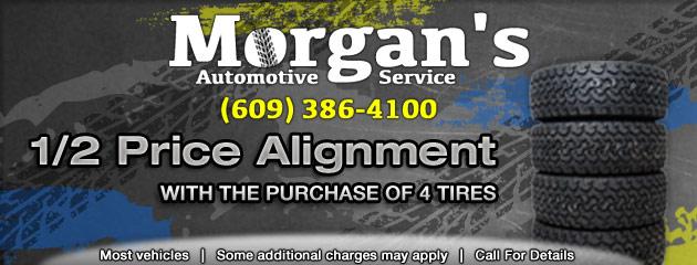 Half Price Alignment Special