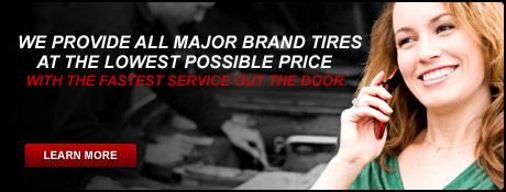 Tire Man USA Tire Brands