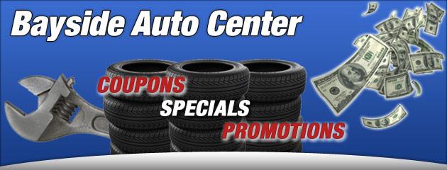 Bayside Auto Center Savings