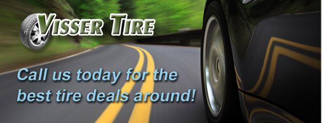 Visser Tire - Home