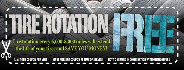 Albuquerque Tire Inc.  - FREE Tire Rotation