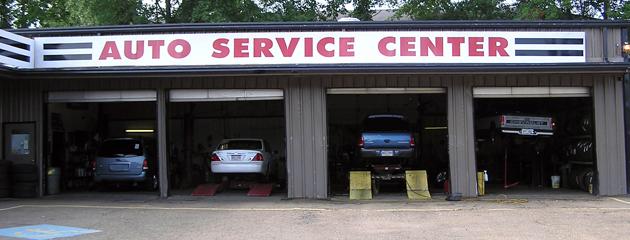 Wilson Tire & Auto Care Location 2