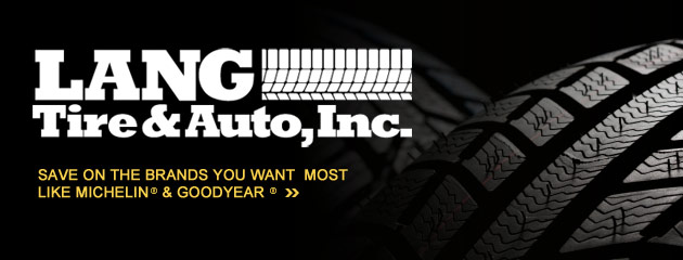 Lang Tire & Auto Inc Savings