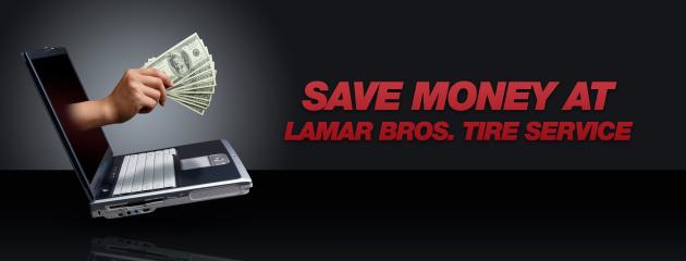 Lamar Bros Tire Service_Coupons Specials