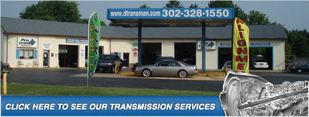 Pro-Trans Inc Transmission Services