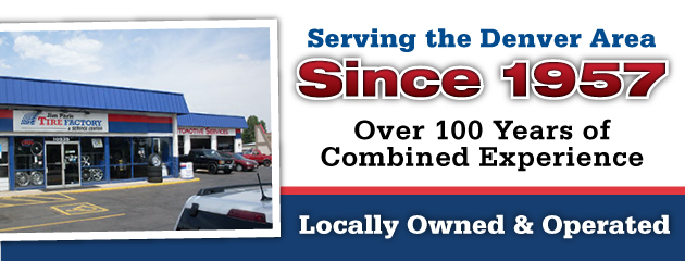 Serving the Denver Area Since 1957