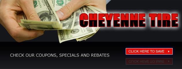 Cheyenne Tire Savings