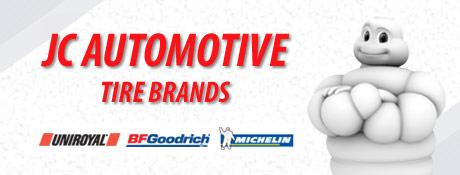 JC Automotive Tire Brands