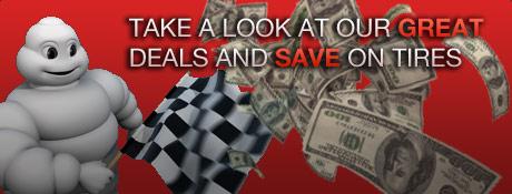 Bullocks Tire & Auto Parts Savings