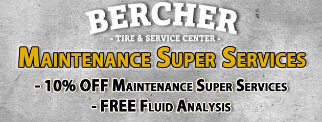 Maintenance Super Service Coupon