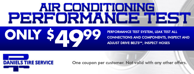 AC Conditioning Performance Test