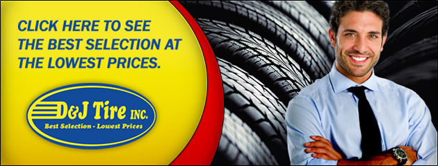 our Selection of Tires