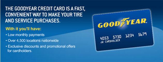 Goodyear Credit