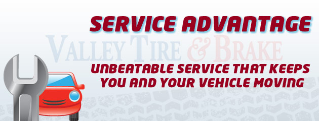 Vally Tire &Brake Service Advantage