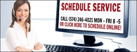Best One - Schedule Service