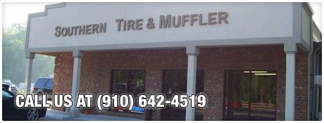 Southern Tire & Muffler - Call Us