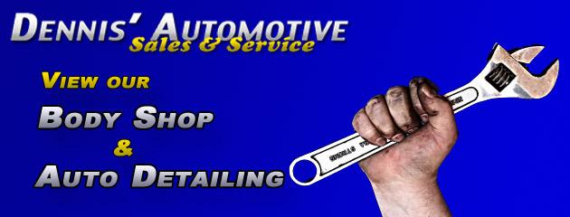 Dennis Auto Body Shop