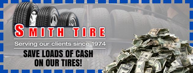 Smith Tire Station Savings
