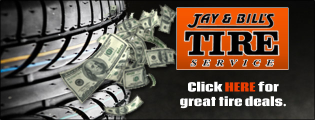 Jay and Bills Tire Service