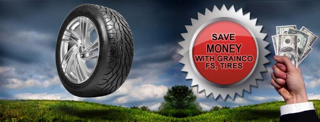 Grainco FS,Tires Savings