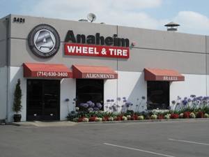 Anaheim Wheel & Tire