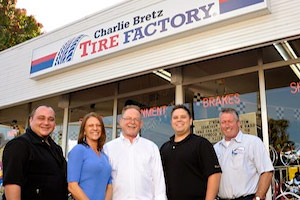 Charlie Bretz Tire Factory & Auto Care