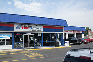 Jim Paris Tire Factory & Service Center