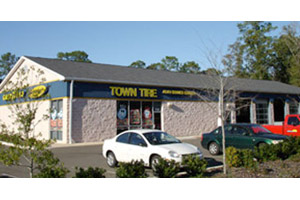Town Tire - Tower Square