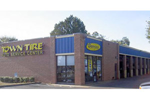 Town Tire - College Road