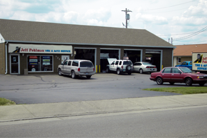 Jeff Pohlman Tire & Auto Service
